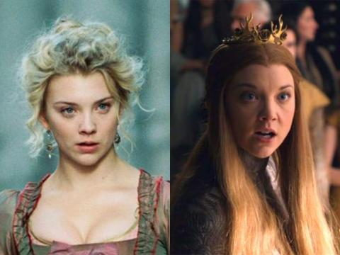 "Natalie Dormer made her film debut in 2005's ""Casanova"" before playing Margaery Tyrell."