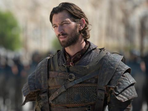 Daario Naharis was left in the Bay of Dragons at the end of season six.