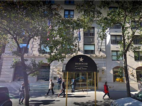 Ortega picked up another New York property in 2016, this time a hotel at 70 Park Avenue in Murray Hill for $67.6 million.