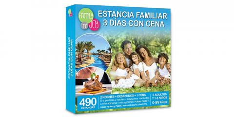 pack regalo familia