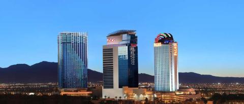 Así es alojarse en una de las habitaciones de hotel más caras del mundo Las Vegas