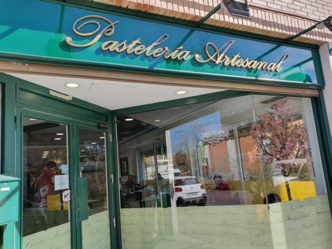 Pastelería Manolo, en Colmenar Viejo