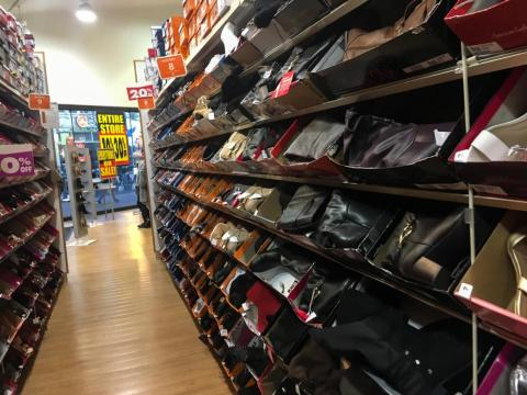 Payless filed for bankruptcy in February and is planning to close roughly 2,500 stores.