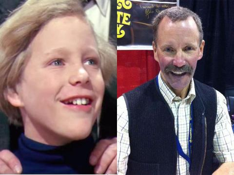 Peter Ostrum — Charlie Bucket from 'Willy Wonka and the Chocolate Factory'