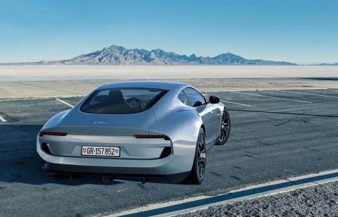 Piech Mark Zero, el deportivo eléctrico que se recarga al 80% en cinco minutos