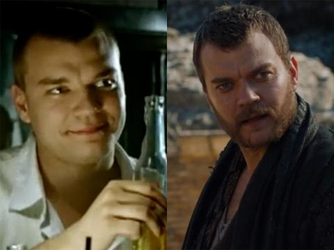 "Pilou Asbæk's career started in Danish projects, like 2008's ""To verdener"" (""Worlds Apart""), before being cast as Euron Greyjoy."