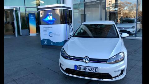 Emisiones vehículo eléctrico