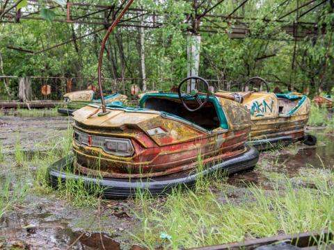 Se inauguró un parque de atracciones a comienzos del año en que ocurrió el incidente.