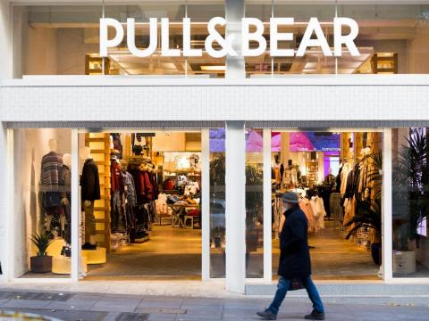 ... Pull&Bear, a teen-focused retailer with 970 stores in 76 markets around Europe, the Middle East, Africa, Asia, and South America ...