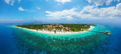 los resort sobre el agua más baratos de 2019