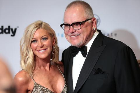 Renée y Bob Parsons.