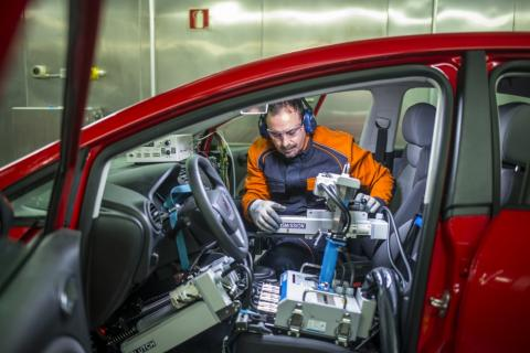 Repsol Innovación coche