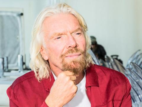 Richard Branson, the founder of Virgin Group, estimates he drinks 20 cups of tea a day.<br>
