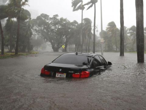 Rising sea levels could make Miami unlivable within 80 years.