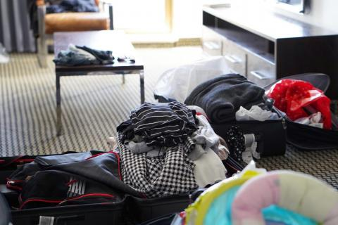 That said, you should also avoid overpacking.