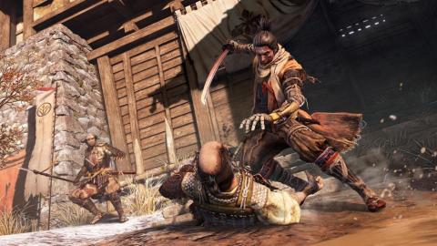 """El juego ninja de acción """"Sekiro: Shadows Die Twice""""  ha generado un debate acerca de la dificultad en los juegos."""