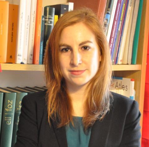 Silvia Claveria, doctora en Ciencias Políticas e investigadora postdoctoral Juan de la Cierva en la Universidad Carlos III de Madrid