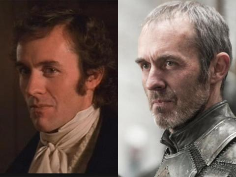 Stephen Dillane is well-known for his former role as Stannis Baratheon, but he started acting in the '80s.