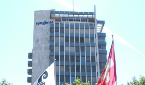 Sede de Syngenta en Basilea, Suiza