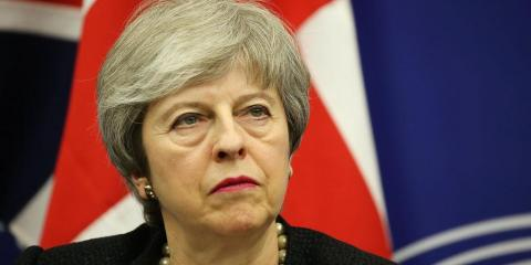 Theresa May's premiership hangs in the balance ahead of a crunch vote on her Brexit deal.