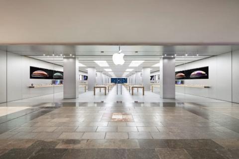 Tienda Apple La Maquinista (Barcelona)