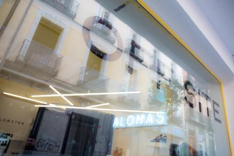 Tienda Off Site en Madrid.