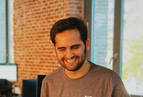 Victoriano Izquierdo, cofundador y CEO de Graphext..