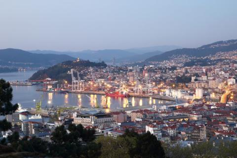 Puerto de Vigo (Pontevedra)
