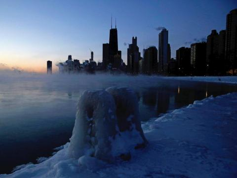 A warming planet also leads to extreme weather, both cold and hot. A 2017 study found that the frequency of polar-vortex events has increased by as much as 140% over the past four decades.