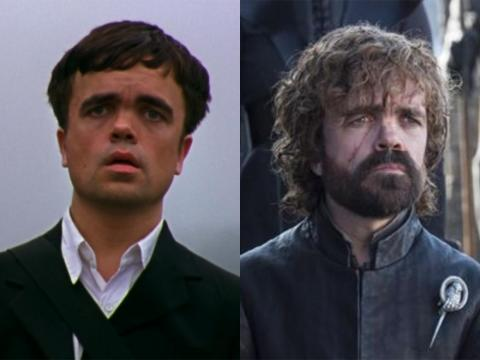 "We may know him as Tyrion Lannister, but Peter Dinklage's breakout role was in 2003's ""The Station Agent."""