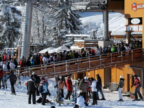 While these packages may save you some money on lift tickets, the crowds at these popular resorts can be unbearable, especially during holiday weekends.