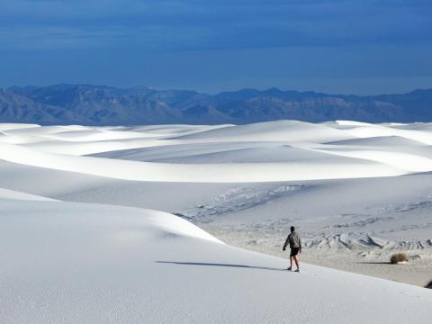 Monumento Nacional de White Sands, Nuevo México