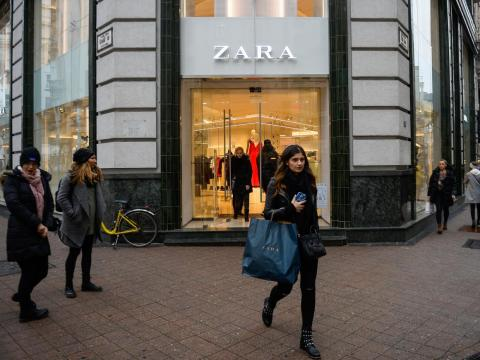 Zara has become one of the best-known and most successful fashion brands in the world.