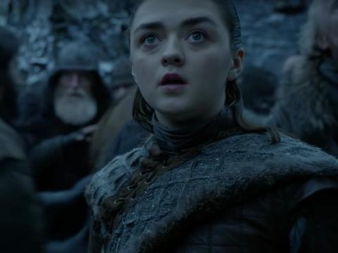 $175,000 — Maisie Williams (Arya Stark)