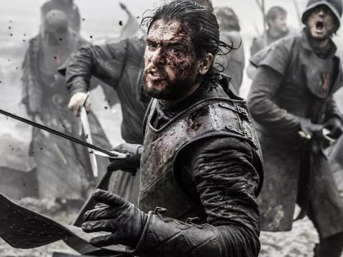 $500,000 — Kit Harington (Jon Snow)