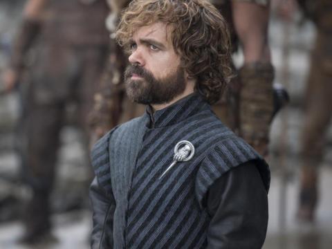 "$500,000 — Peter Dinklage, ""Game of Thrones"" (HBO)"