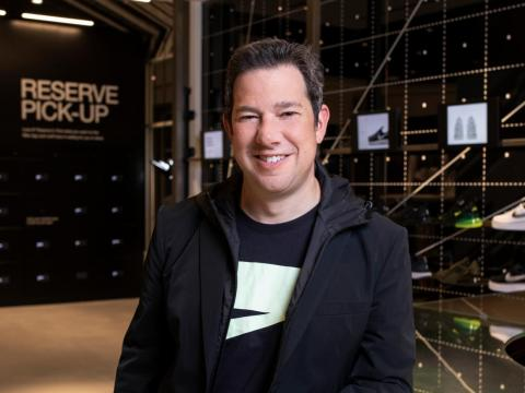 Adam Sussman, the vice president and general manager of Nike Direct digital and geographies, is leading a fundamental shift at the sports retailer