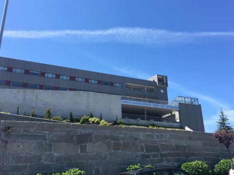 Asilo de monjas Congregación Hermanitas Ancianos Desamparados en Coruña