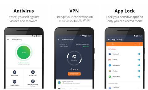 Avast Mobile Antivirus Free