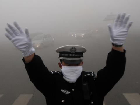 La contaminación, otro riesgo