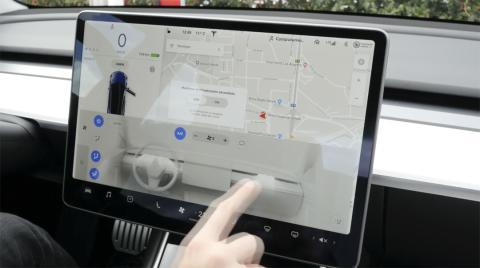 Climatizador del Tesla Model 3