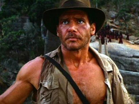 Harrison Ford, la estrella de la película.