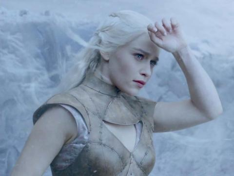 Daenerys will die during the war for humanity as she battles the White Walkers.