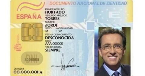 DNI Jordi Hurtado