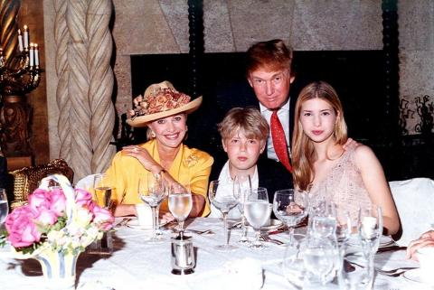 Donald was also ordered to pay about $650,000 annually in child support for the couple's three children — similar to what Mrs. Trump agreed to in a prenuptial agreement.