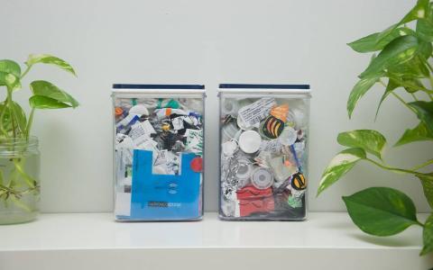 Dos años de plástico en dos tarros: Vivir sin plástico