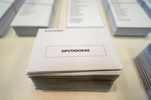 así han cambiado la forma de votar delos españoles