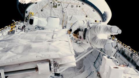 Estación Espacial Internacional: astronauta