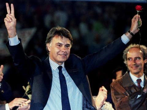 Felipe González elecciones 1993