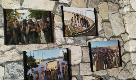 Fotos del rodaje de Juego de Tronos en Osuna.